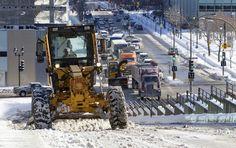 C'est mercredi matin que cette tempête hivernale risque de compliquer la routine de bien des travailleurs.