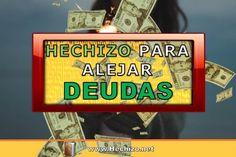 Hechizo para Alejar y Eliminar las deudas. Podrás pagar las deudas de forma rápida y urgente. Magick Book, Spiritual Messages, White Magic, Good Energy, Feng Shui, Reiki, Birthday Cards, Finding Yourself, Spirituality