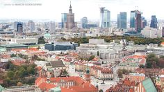 POLAND, VIEW OF WARSAW