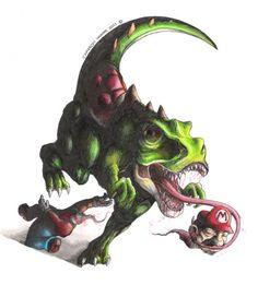 Badass Interpretations of Videogame Characters