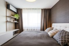 dobryinterier.sk Curtains, Bed, Furniture, Home Decor, Blinds, Decoration Home, Stream Bed, Room Decor, Home Furnishings