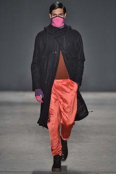 Male Fashion Trends: Robert Geller Fall-Winter 2017 - New York Fashion Week Men's