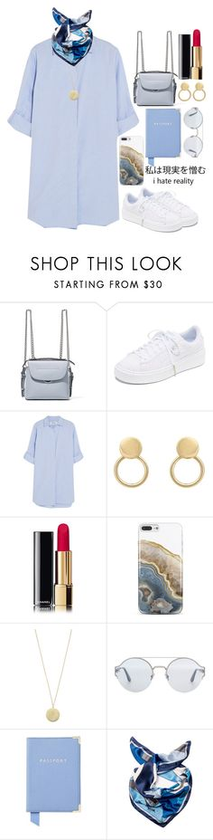 """🐦"" by fashioneex ❤ liked on Polyvore featuring Fendi, Puma, M.i.h Jeans, Chanel, Nicole Miller, Me&Ro, Bottega Veneta, Aspinal of London and Laura Biagiotti"