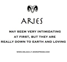 Picture Quotes of Aries Aries Zodiac Facts, Pisces And Taurus, Aries Baby, Aries Quotes, Aries Horoscope, Quotes Quotes, Qoutes, Aries Traits, Zodiac Sign Traits