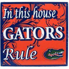 AX4 Hanna's Handiworks University of Florida Gators Shadow Boxes Fan Decor | eBay
