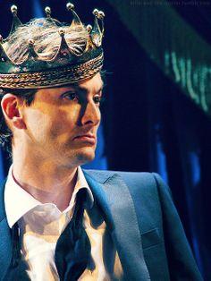 David Tennant as Hamlet (Dream Role #1)