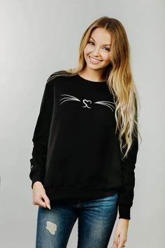 Pullover, Unisex, Graphic Sweatshirt, Sweatshirts, Youtube, Sweaters, Fashion, Script Logo, Cotton
