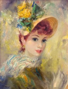 Английский художник John Frederick Lloyd Strevens