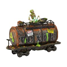 D56 Mid-Year release, Toxic Waste Car- $70