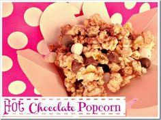 Lou  Lou  Girls : Hot Chocolate Popcorn