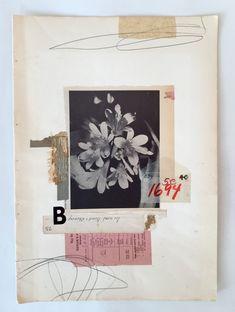 leeamckenna: Handmade Collage 2015 by Lee McKenna Art Du Collage, Mixed Media Collage, Art Design, Book Design, Graphic Design Books, Art Journal Inspiration, Art Inspo, Design Inspiration, Plakat Design