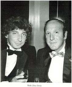 Barry and Clive Davis