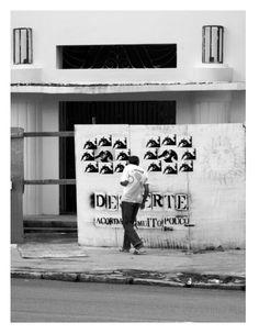 Com o propósito de articular ações e projetos tendo a fotografia e as artes visuais como fio condutor de reflexão e atuação, coletivo propõe o despertar e investe no diálogo com outras linguagens, a exemplo do stencil, da literatura e do grafite.