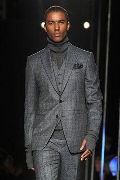 #Farbbberatung #Stilberatung #Farbenreich mit www.farben-reich.com Black Men in Suits: Photo