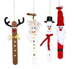 Christmas will get extra particular with nothing however cute Christmas crafts. Wondering what are some straightforward Christmas crafts? Well there's entire record of straightforward Christmas crafts you could select from. Now Christmas crafts could be Popsicle Stick Christmas Crafts, Christmas Ornament Crafts, Christmas Crafts For Kids, Christmas Activities, Craft Stick Crafts, Christmas Projects, Kids Christmas, Holiday Crafts, Diy And Crafts