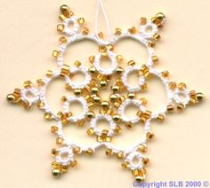 Beaded Tatting: Plan the Picots First
