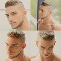 coupe cheveux ado garçon, cheveux blonds et coiffures chic pour les hommes