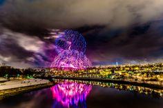 Globe Is Glowing! by Aziz Nasuti on 500px