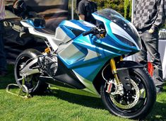 LS-218-1 - the fastest electric motorcycle and now even the fastest production bike in the world!