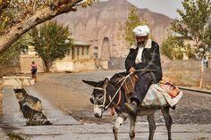 Old Afghan Man