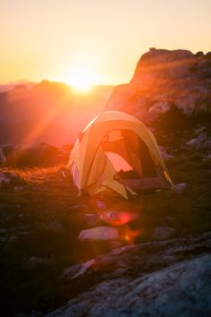 Daybreak. #REVISITProducts #camping