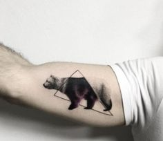 The new trend in tattoo design is, supercool triangular glyph tattoos. They are stunning, to say the least. If you are looking for a different style of tattoo that is eye-catching than a triangular glyph is just what you're looking for. The geometric tattoos have nothing on these glyph tattoo designs, they are jus that stunning. Whether they have color or not they are sure to be a great choice. What exactly is a triangular glyph tattoo, well it's exactly the way it sounds. It's a tattoo in…