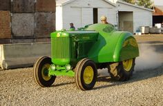 orchard tractor....