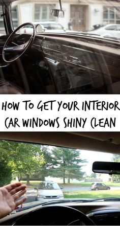 Have a lot of dirt, smoke film, dust and other greasy stuff on your interior car windows? Here is an easy way to get rid of it. Print How To Get Your Interior Car Windows Shiny Clean Ingredients Microfiber towels Mr. Clean Magic Eraser or rubbing alcohol Glass cleaner Instructions With a dry microfiber towel, …