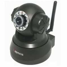Apexis - Wireless IP Surveillance Camera with Email Alert (Motion Detection, Nightvision, Black) Save up to Off at Light in the Box using coupon and Promo Codes. Wireless Security, Security Surveillance, Security Camera, Wifi, Network Monitor, Wireless Network, Alarm Sound, Wireless Ip Camera, Remote Viewing
