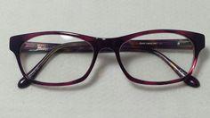 9aa9cdaa1dc Scott Harris Europa 344 C2 Grape Purple Gold 52□15-135 Eyeglasses