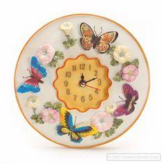 $960 Ceramic Wall Clocks. Pallet Lot of 480 At LIquidationprice.com