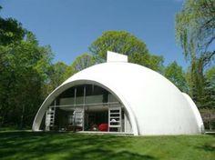 Dome home, 3201 West Sugnet Road, Midland, Michigan (© Realtor.com)