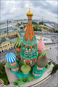 Храм Василия Блаженого (airpano.ru)