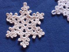 Sneeuwvlokken haken