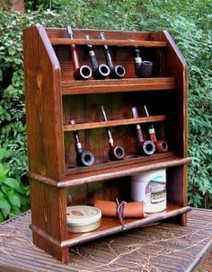Awesome Pipe Rack