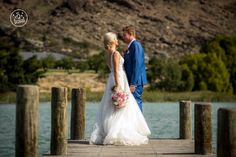 Many great locations in Cromwell for beautiful wedding photoshoot. By Dan Childs at 222 Photographic Studios, Queenstown, New Zealand. #nzweddingphotography #cromwellwedding