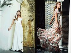 The Cool Girl's Guide to Wedding Shopping: 3 New Labels for the Un-Princessy Bride
