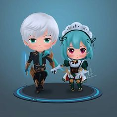 This website shares games wallpapers and images with HD quality. Champions League Of Legends, Legend Games, Cute Couple Wallpaper, Homemade Stickers, The Legend Of Heroes, Mobile Legend Wallpaper, Cute Baby Cats, Beautiful Fantasy Art, Avatar Couple
