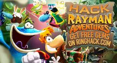 LETS GO TO RAYMAN ADVENTURES GENERATOR SITE!  #raymanadventures  HACK RAYMAN ADVENTURES NOW!  The post Rayman Adventures Hack Updates June 21 2018 at 03:03PM appeared first on RingHack.com.