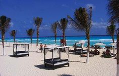 Get carried away with all this relaxation! NYX Hotel Cancun Cancún, Quintana Roo, Mexico