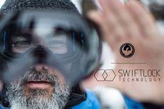 Gogle Dragon z technologią Swiftlock