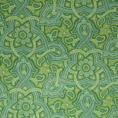 Samba Paisley | Emerald