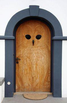 Owl door.......