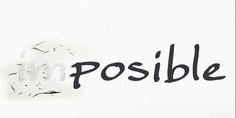¡Nada es fácil pero si crees en lo que haces TODO es posible!