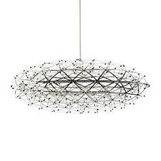 Moooi Raimond Puts Zafu LED Oval Pendant Light Replica