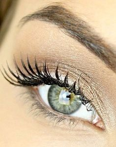 The perfect natural look to bring out your eye color.