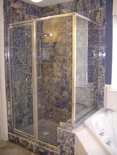 at jones glass we also can provide you with amazing glass for any custom showers