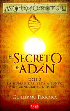 Portada de El secreto de Adán