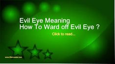 Know all about evil eye. How or ward off evil eye. Evil eye jewelry, Benefits of evil eye jewelry, and much more. The Afflicted, Bad Intentions, Dream Meanings, Buddhist Meditation, Say Word, Everything Is Energy, Beyond Beauty, Good Luck To You