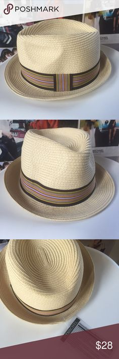 7681cddab058a4 Shop Women's Henschel Hats Cream size OS Hats at a discounted price at  Poshmark. Description: Classic style from American hatters Herschel Hats.
